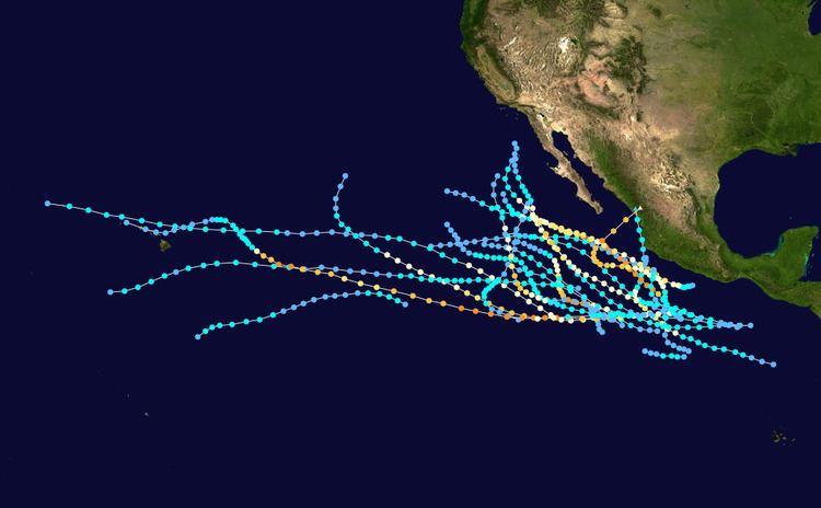 1983 Pacific hurricane season
