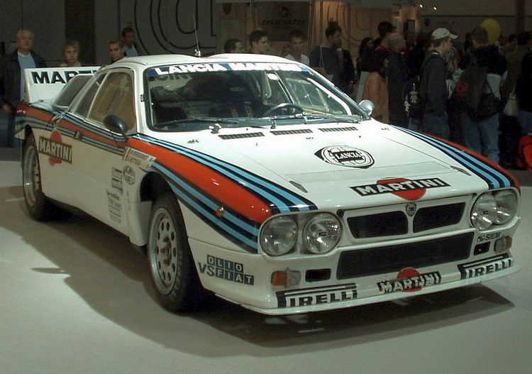1983 World Rally Championship