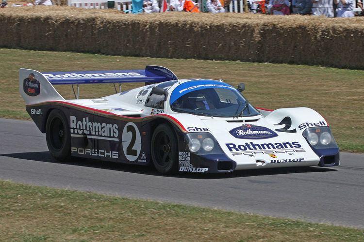 1983 World Sportscar Championship