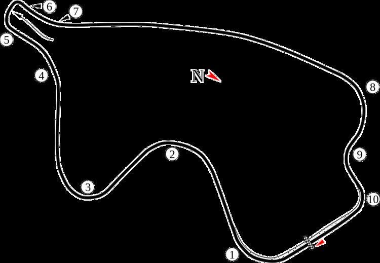 1984 1000 km of Mosport