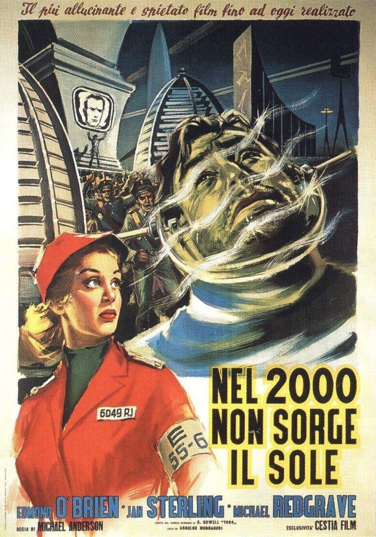 1984 (1956 film) 1984 Movie Poster 2 of 2 IMP Awards