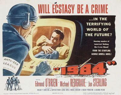 1984 (1956 film) 1984 1956 Film Noir of the Week