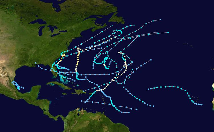 1984 Atlantic hurricane season