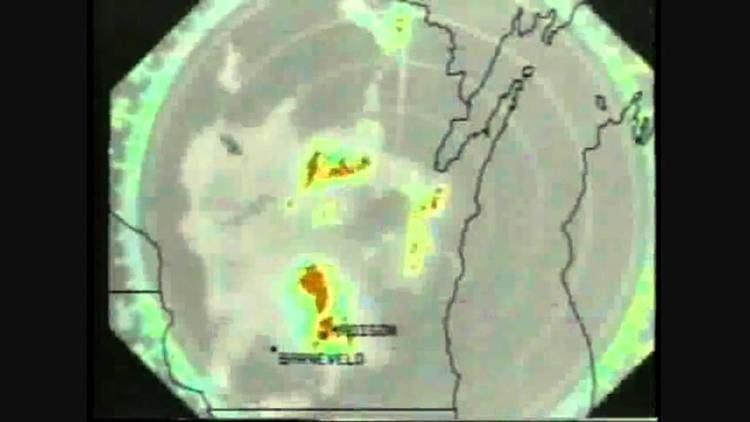 1984 Barneveld tornado outbreak June 8 1984 Barneveld Wisconsin F5 Tornado YouTube