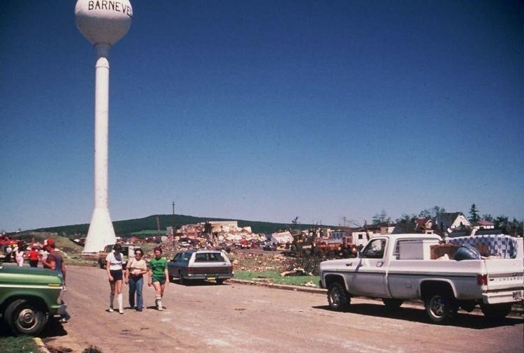 1984 Barneveld tornado outbreak The Deadly Barneveld Tornado The Alabama Weather Blog