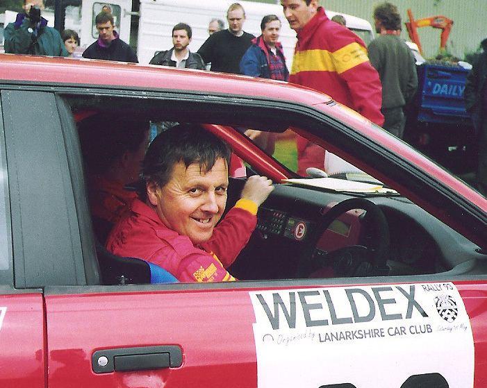 1984 British Rally Championship