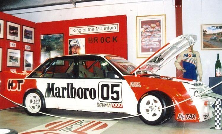 1984 Castrol 500