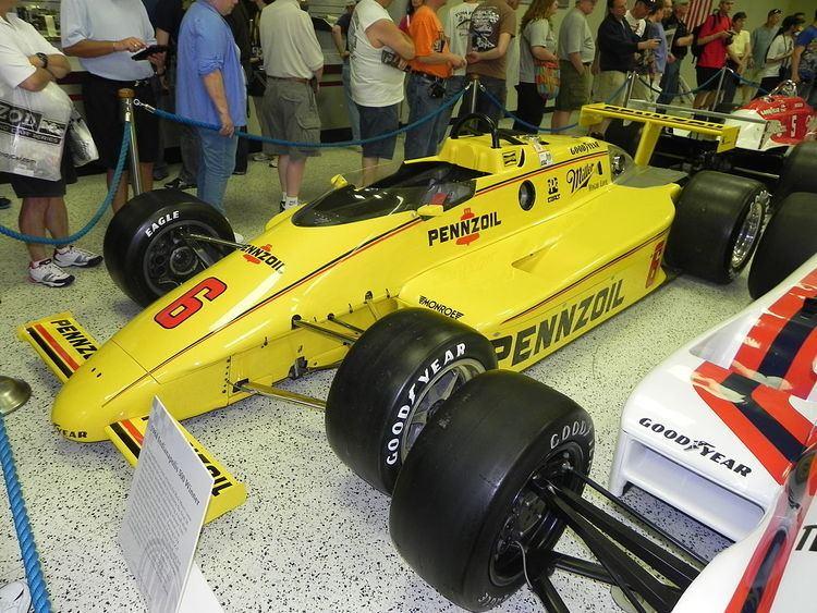 1984 Indianapolis 500
