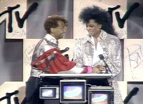 1984 MTV Video Music Awards Highlights Photo Gallery VMA 1984 MTV