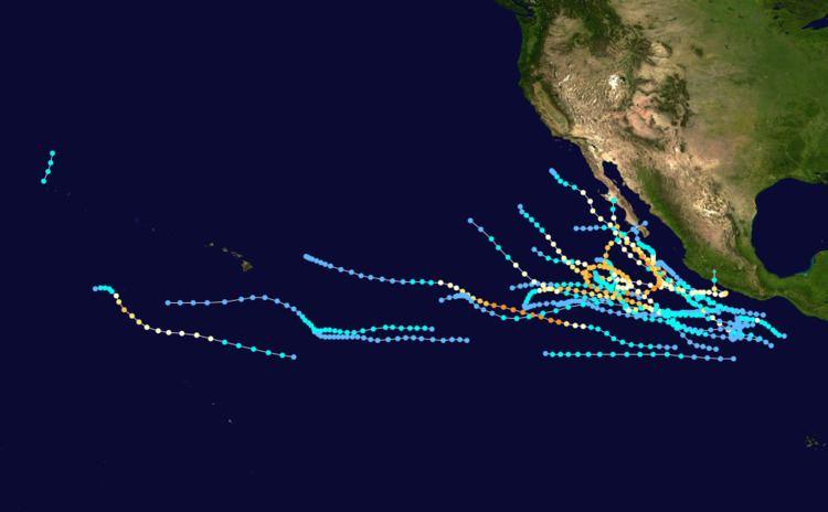 1984 Pacific hurricane season