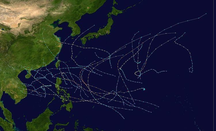 1984 Pacific typhoon season