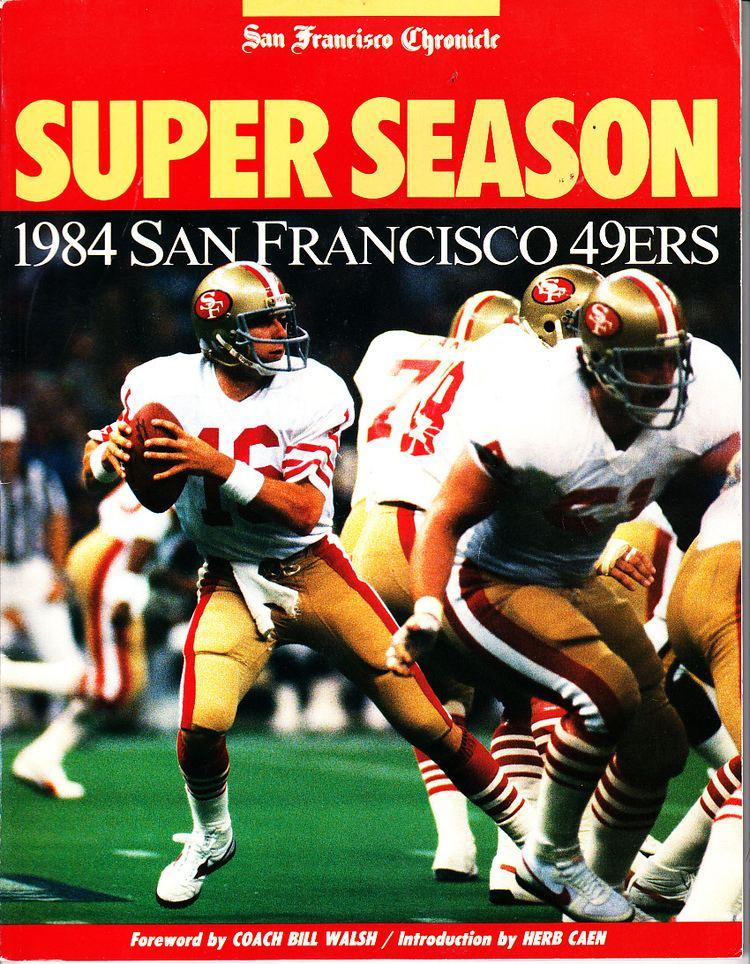 1984 San Francisco 49ers season epyimgcomayautographsforsalesanfrancisco49e