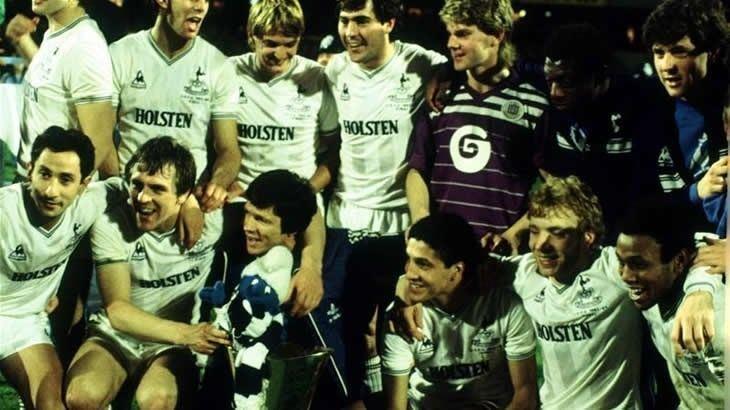 1984 UEFA Cup Final 30th Anniversary Dinner tottenhamhotspurcom