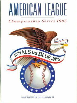 1985 American League Championship Series cdn1thecomebackcomtheoutsidecornerwpcontentu