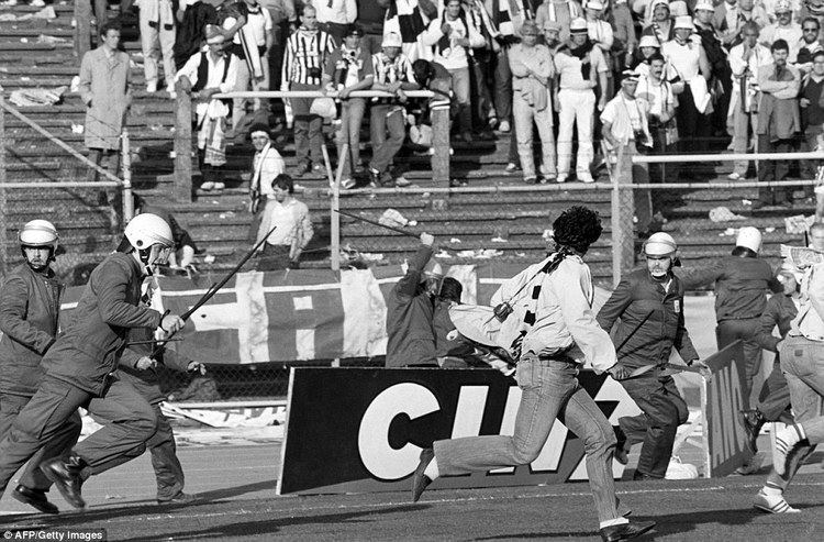 1985 European Cup Final 30 years on from the Heysel Stadium tragedy Sportsmail visits a