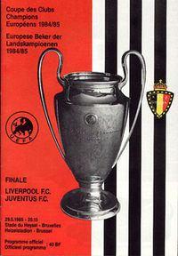 1985 European Cup Final httpsuploadwikimediaorgwikipediaenthumb6