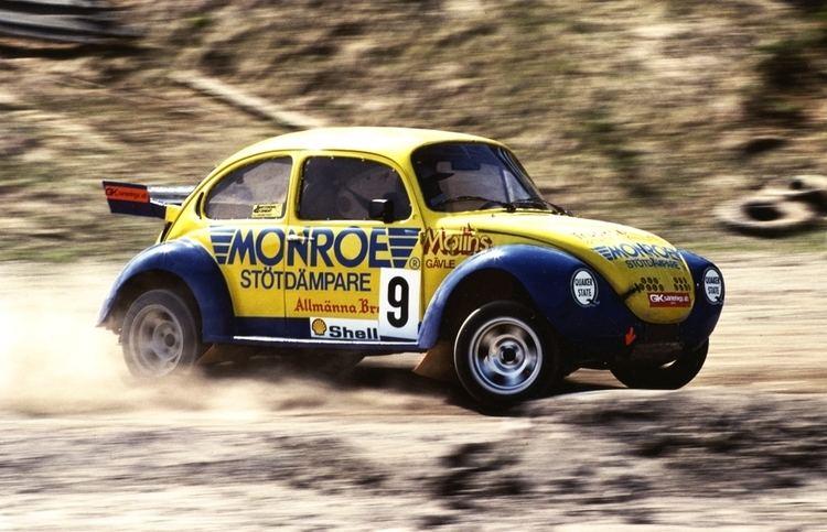 1985 European Rallycross Championship