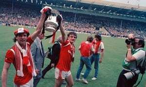 1985 FA Cup Final Remembering the 1985 FA Cup final Manchester United v Everton