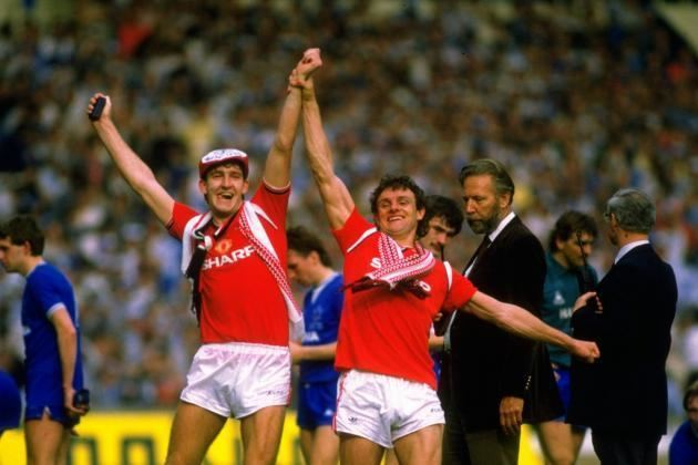 1985 FA Cup Final Why Norman Whiteside39s 1985 FA Cup Final Winner Is the Best Goal I
