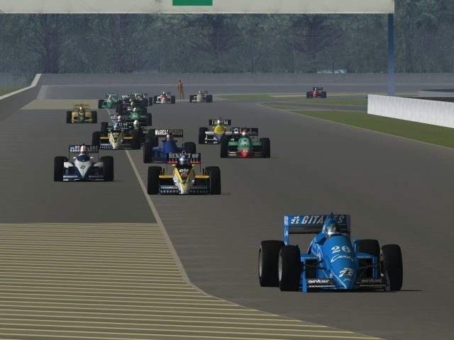 1985 Formula One season NoGripRacing GTR2 Downloads F1 1985 part One of Two