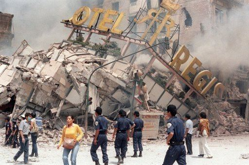 1985 Mexico City earthquake The 1985 Mexico City earthquake remembered La Plaza Los Angeles
