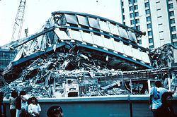 1985 Mexico City earthquake 1985 Mexico City earthquake Wikipedia