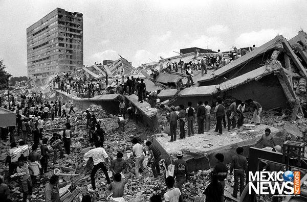 1985 Mexico City earthquake 719 am A film about Mexico City39s 1985 Earthquake Mexico News