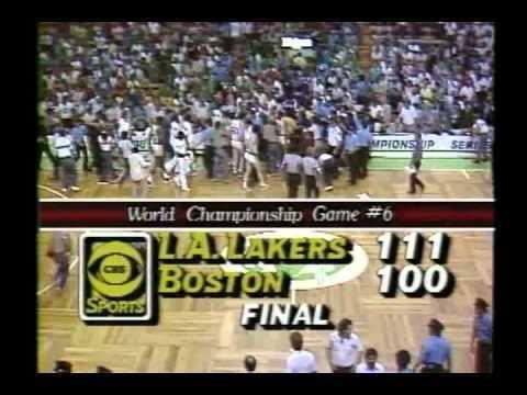 1985 NBA Finals httpsiytimgcomvioon6XxSQhUhqdefaultjpg