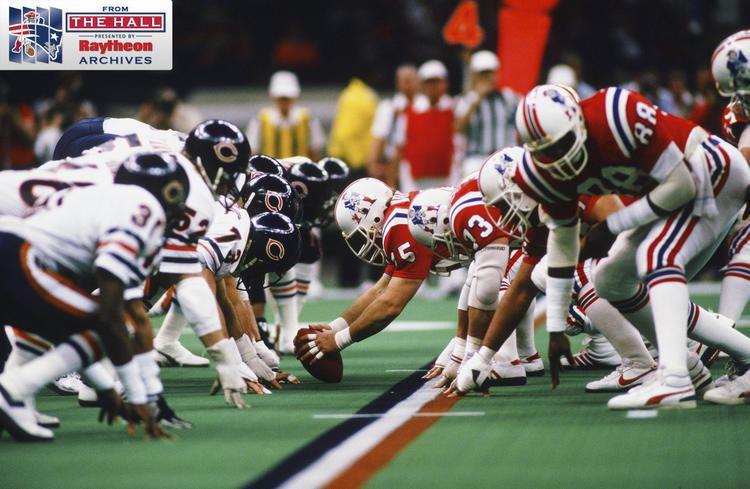 1985 New England Patriots season Celebrating the 1985 Patriots New England Patriots