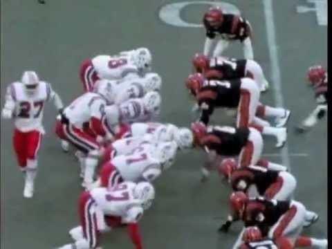 1985 New England Patriots season New England Patriots Alumni Club 1985 Season Highlight 2 YouTube