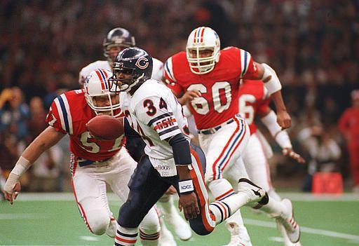 1985 New England Patriots season New England Patriots Playoff History 1985 Bears Stomp Patriots in