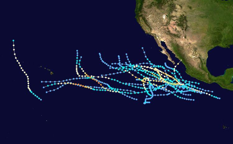 1985 Pacific hurricane season