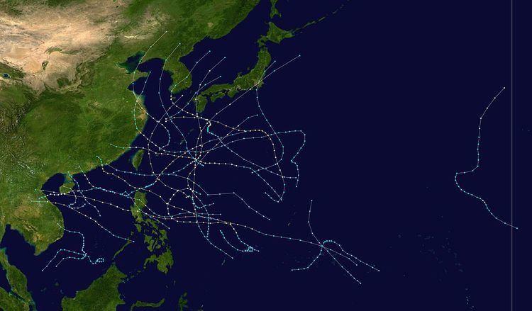 1985 Pacific typhoon season