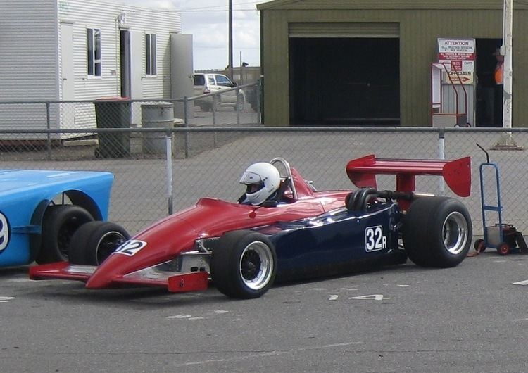 1986 Australian Drivers' Championship