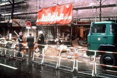 1986 Berlin discotheque bombing Middle East Online