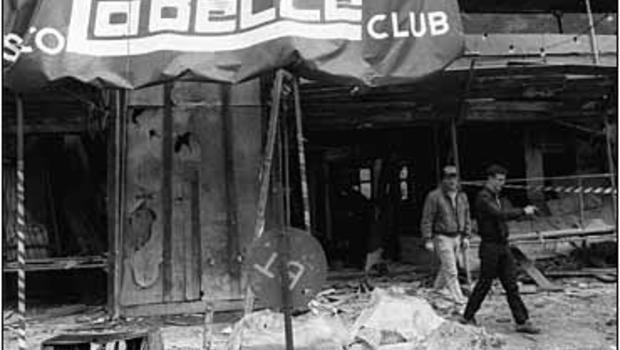 1986 Berlin discotheque bombing Four Guilty In 3986 Berlin Bombing CBS News
