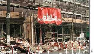 1986 West Berlin discotheque bombing BBC News EUROPE Four jailed for Berlin disco bombing