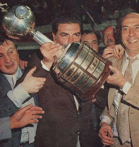 1986 Copa Libertadores Copa Libertadores 1986River plate Campeon Taringa