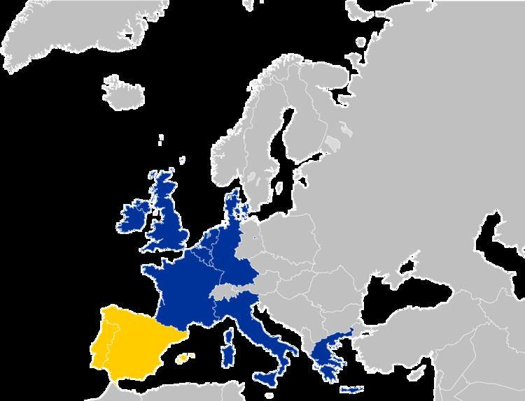 1986 enlargement of the European Communities