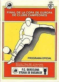 1986 European Cup Final httpsuploadwikimediaorgwikipediaenthumb8