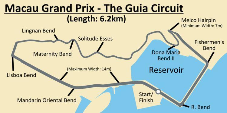 1986 Macau Grand Prix