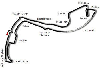 1986 Monaco Grand Prix