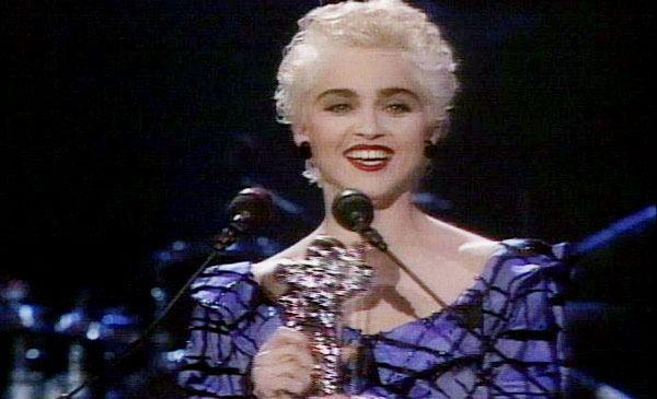 1986 MTV Video Music Awards Highlights Photo Gallery VMA 1986 MTV