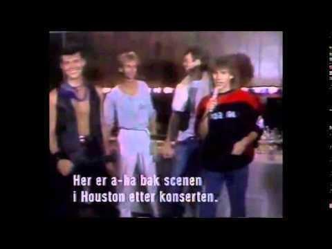 1986 MTV Video Music Awards Aha MTV Video Music Awards 1986 YouTube