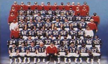 1986 New York Giants season History Of The New York Giants 19801989 Giants Gab