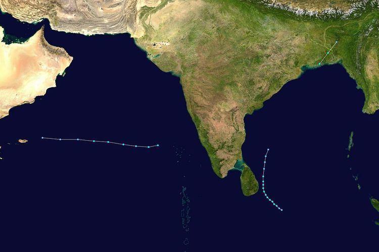 1986 North Indian Ocean cyclone season