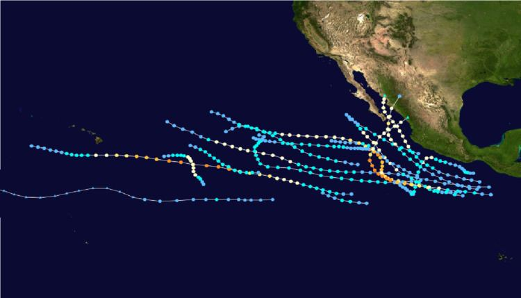 1986 Pacific hurricane season