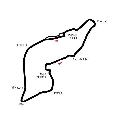 1986 San Marino Grand Prix
