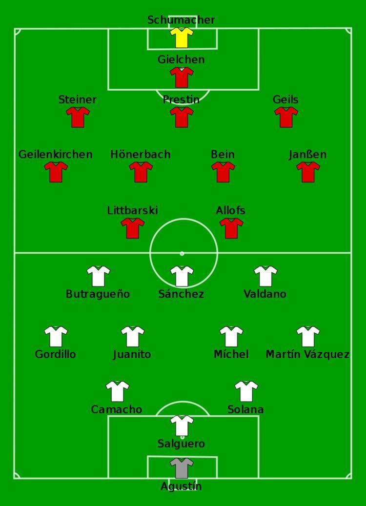 1986 UEFA Cup Final