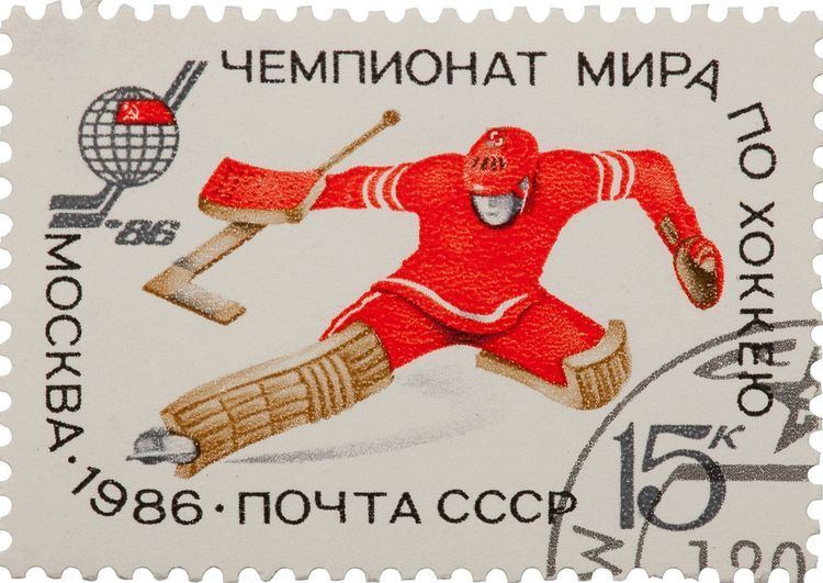 1986 World Ice Hockey Championships
